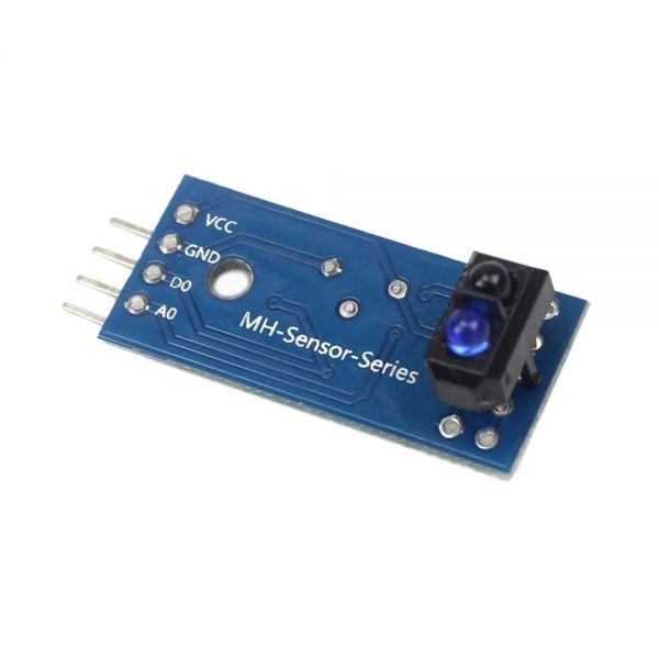 10 SENSORI OTTICO INFRAROSSO TCRT5000 Reflective Optical Sensor infrared Arduino